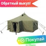 Палатка брезентовая УСТ-56 (с хранения)