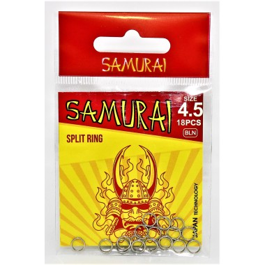 Кольцо рыболовное заводное SAMURAI