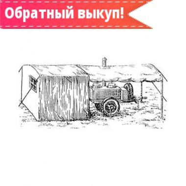 Каркасная палатка