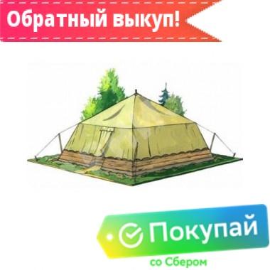 Аренда палатки лагерной солдатской