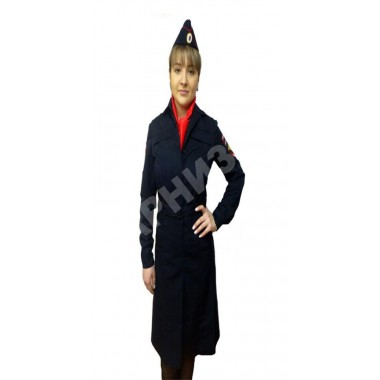 Платье «Полиция»