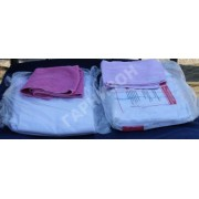 КПБ Комплект постельного белья конверсионный (2 простыни+наволочка+полотенце)