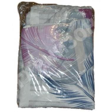 Комплект постельного белья гражданский «Люкс» (простыня + пододеяльник + наволочка)