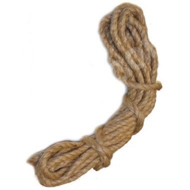 Веревка пеньковая